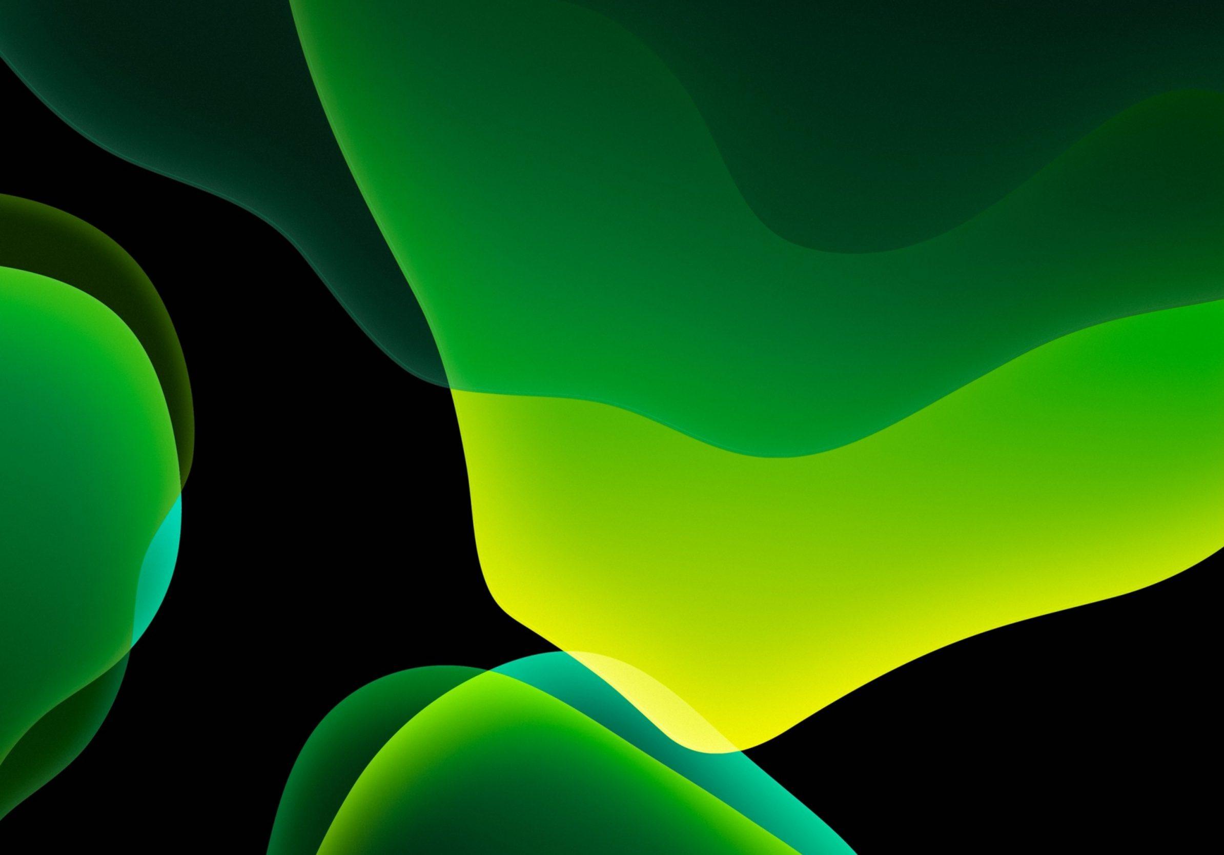 2388x1668 iPad Pro wallpapers Green Dark Ipados Ipad Wallpaper 2388x1668 pixels resolution