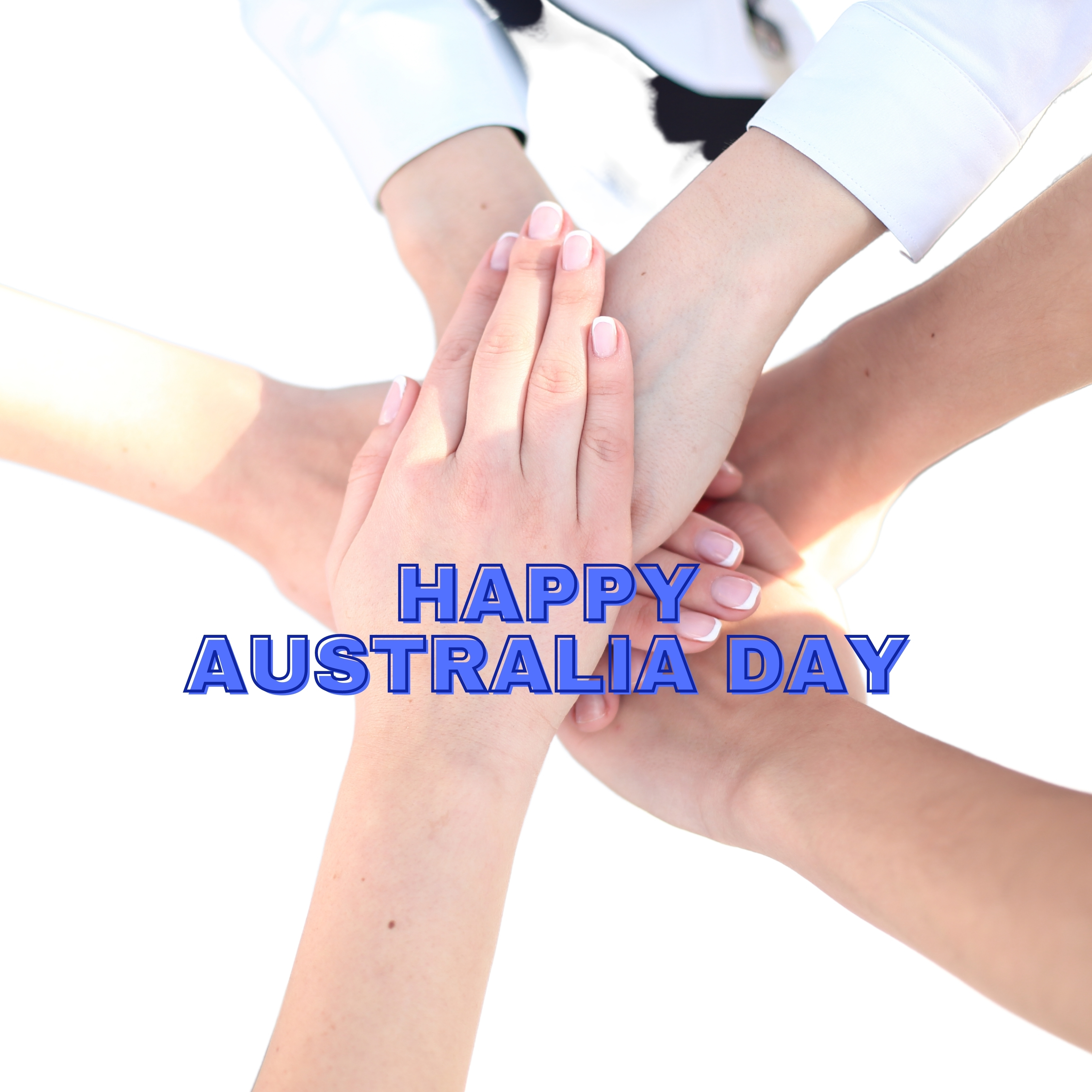 Happy Australia Day 26 January 2021 iPad Wallpaper