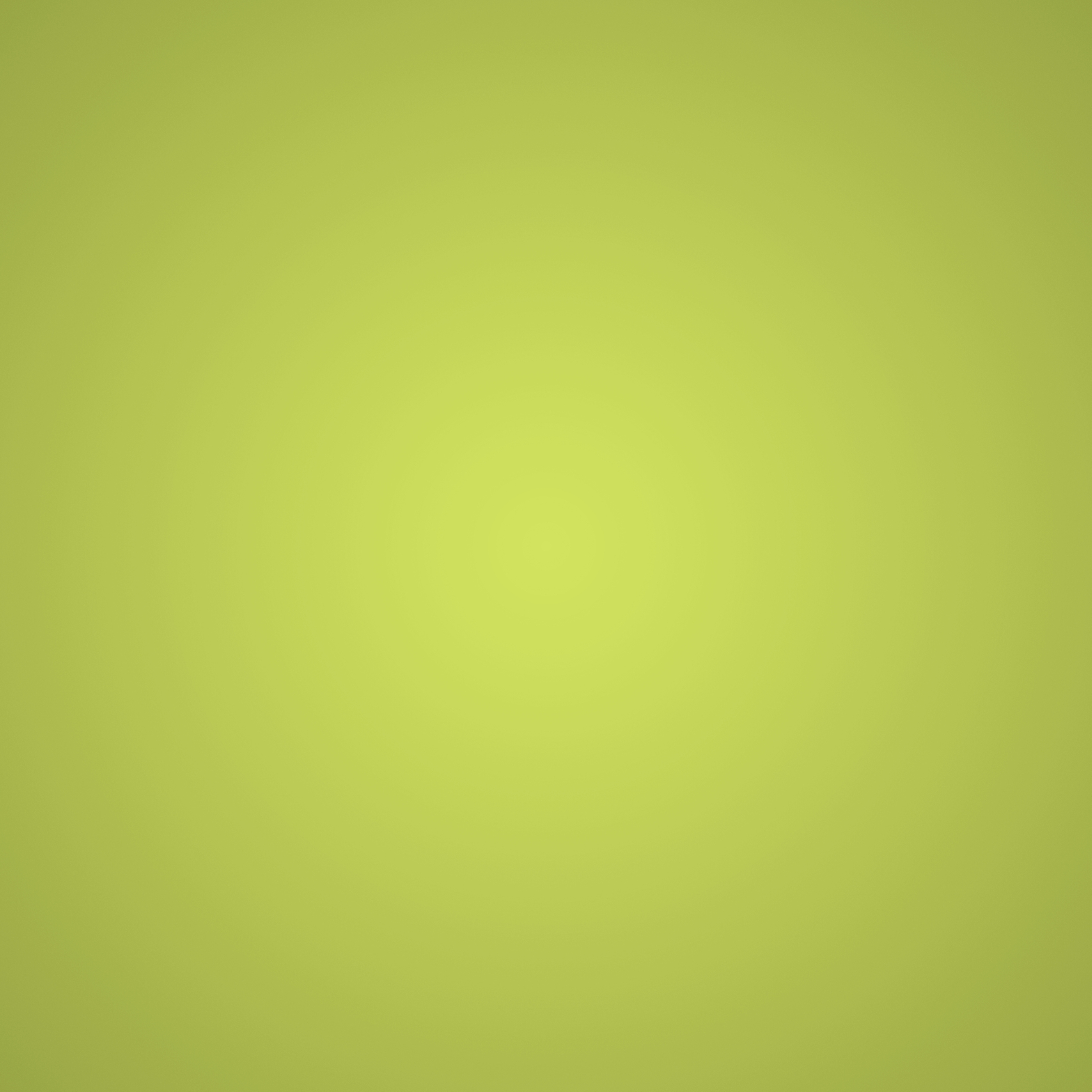 Lime green gradient background iPad Wallpaper