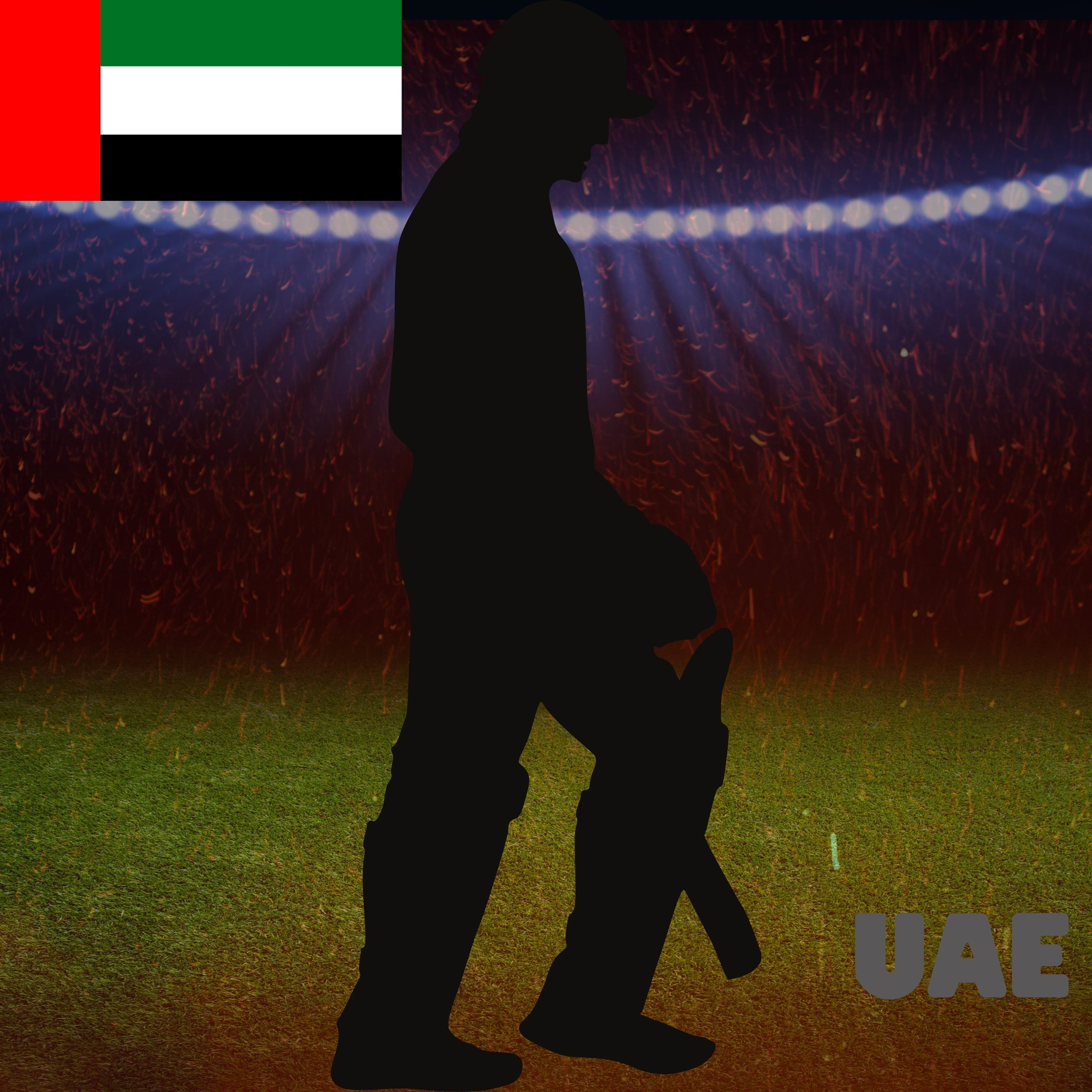 iPad Wallpapers Uae Cricket Stadium iPad Wallpaper 3208x3208 px