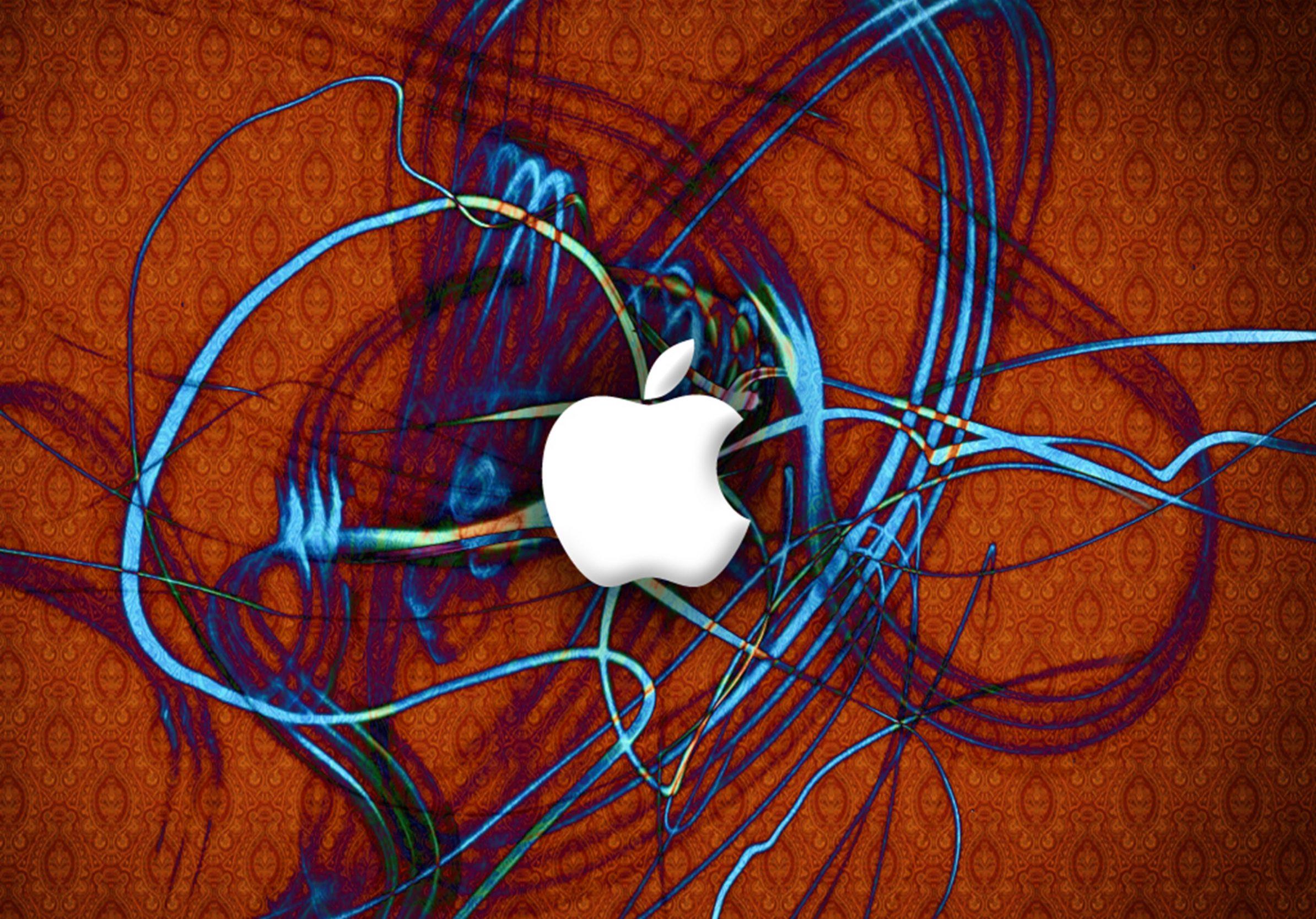 2388x1668 iPad Pro wallpapers Apple Blue Ribbon Ipad Wallpaper 2388x1668 pixels resolution