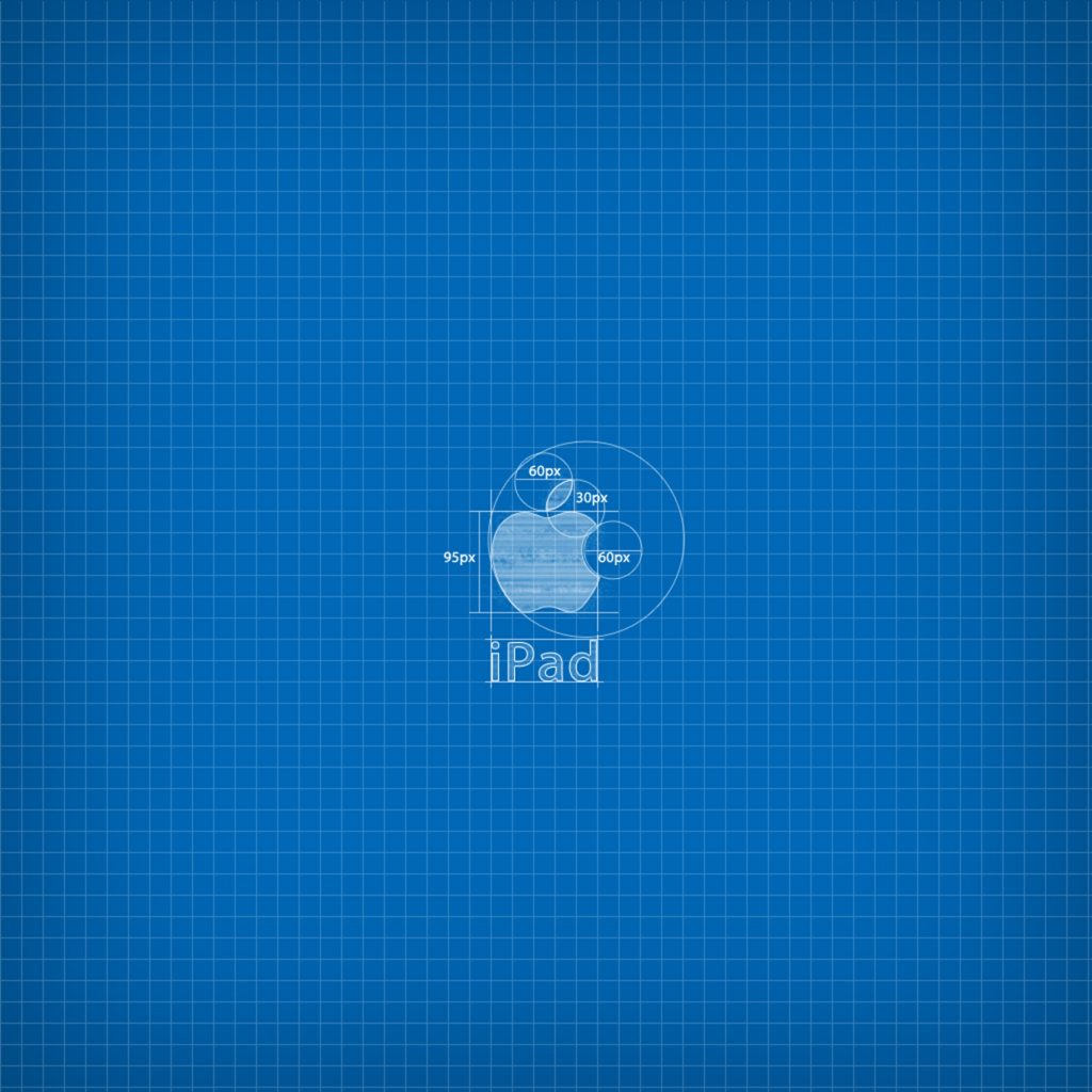 1024x1024 wallpaper 4k Apple Blueprint Ipad Wallpaper 1024x1024 pixels resolution