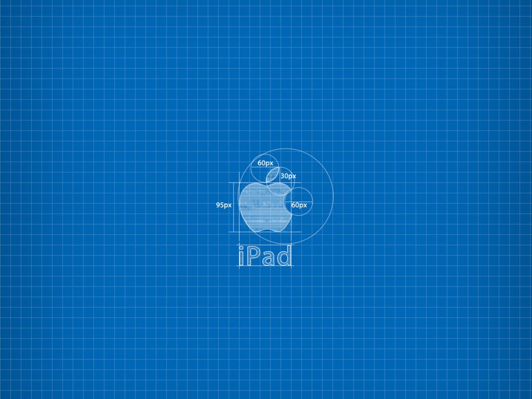 2048x1536 wallpaper Apple Blueprint Ipad Wallpaper 2048x1536 pixels resolution