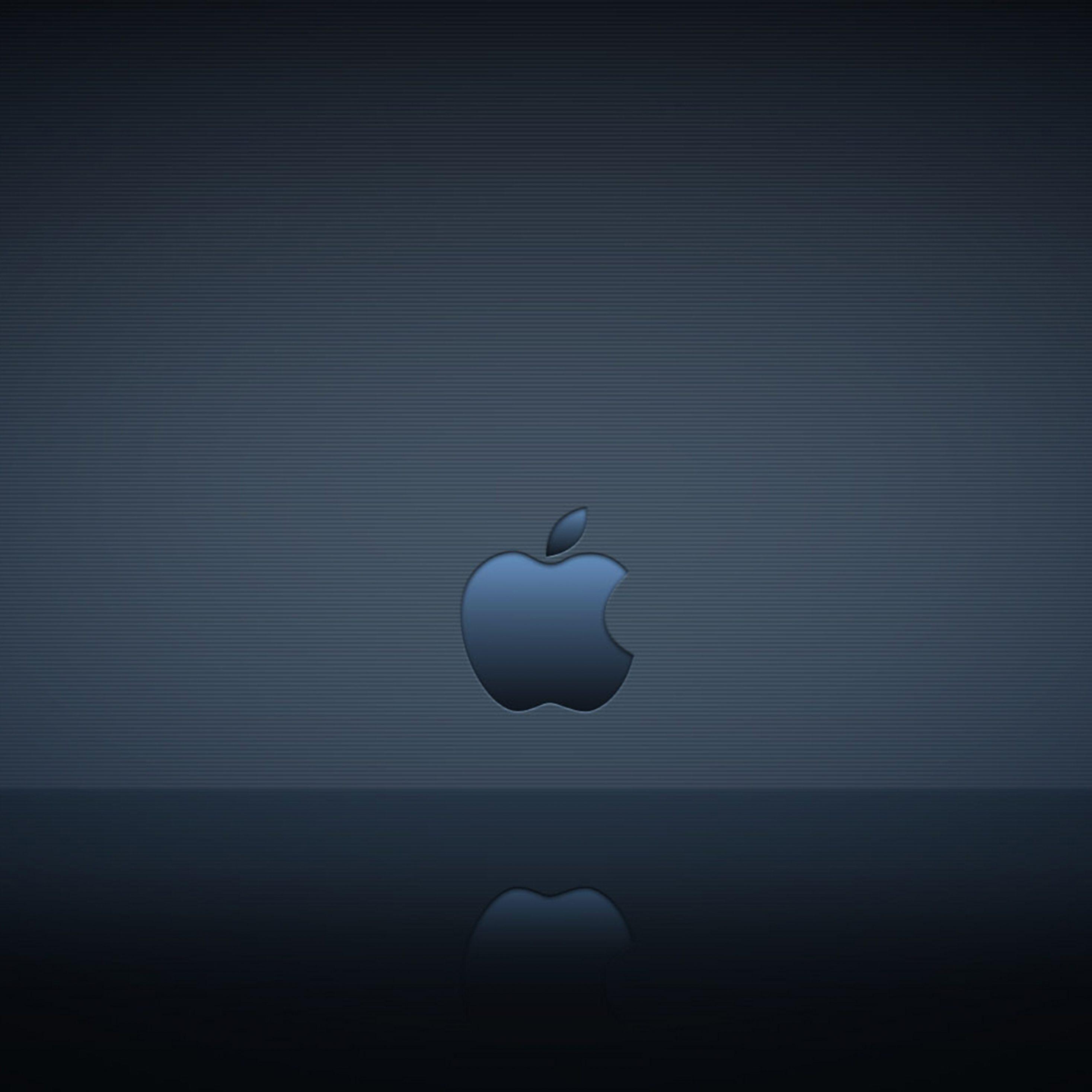 2934x2934 iOS iPad wallpaper 4k Apple Logo Reflection Ipad Wallpaper 2934x2934 pixels resolution