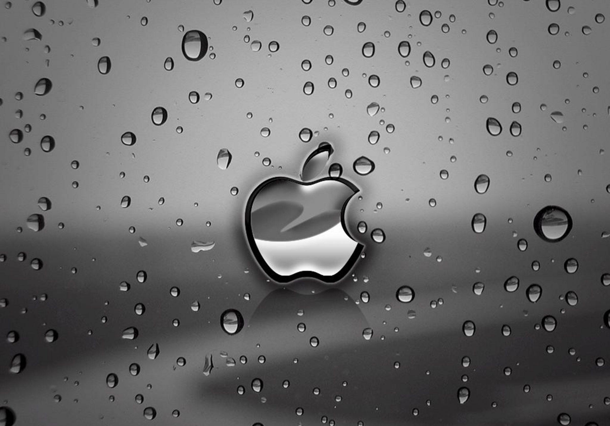 2388x1668 iPad Pro wallpapers Apple Rain Ipad Wallpaper 2388x1668 pixels resolution