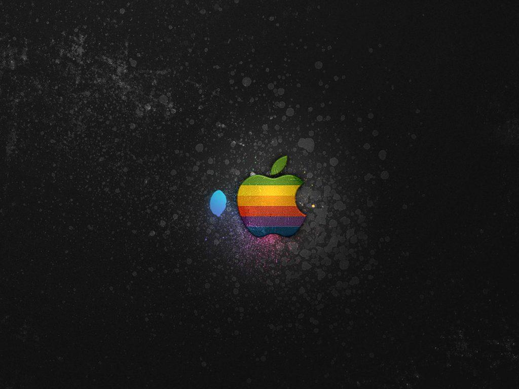 1024x768 wallpaper 4k Apple Splatters Ipad Wallpaper 1024x768 pixels resolution