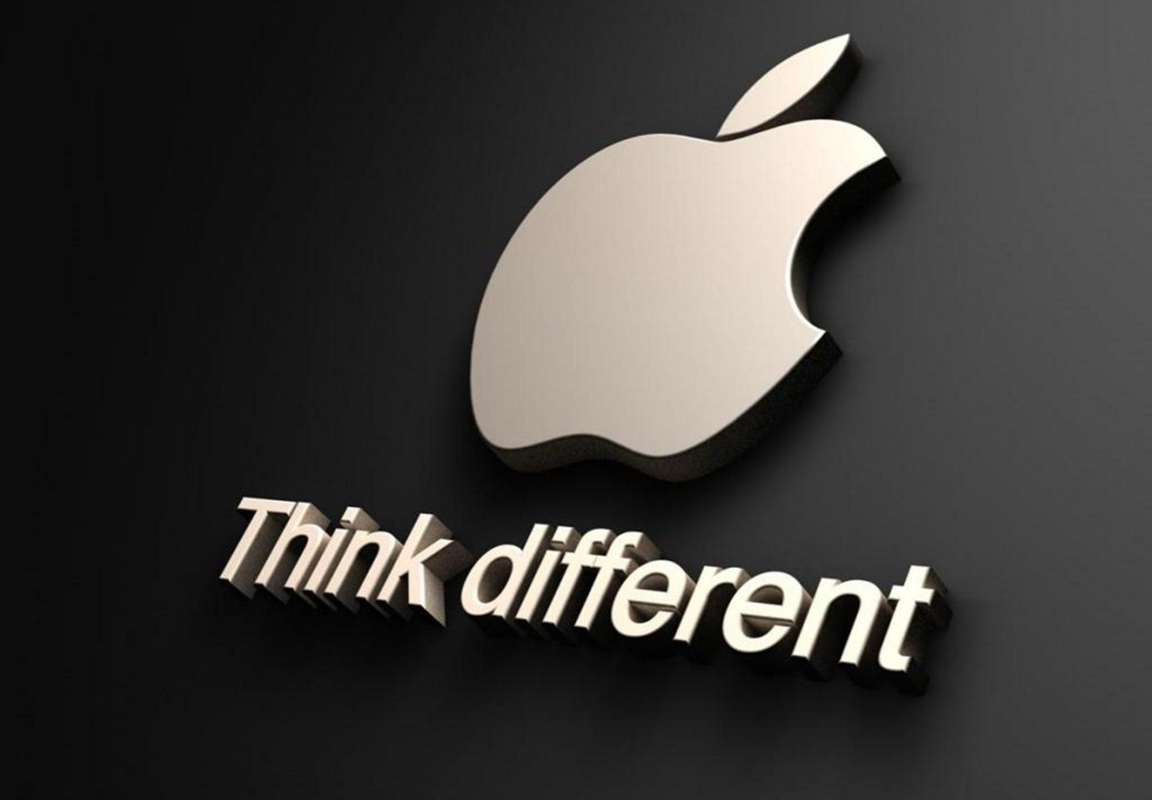 2360x1640 iPad Air wallpaper 4k Apple Think Different Ipad Wallpaper 2360x1640 pixels resolution