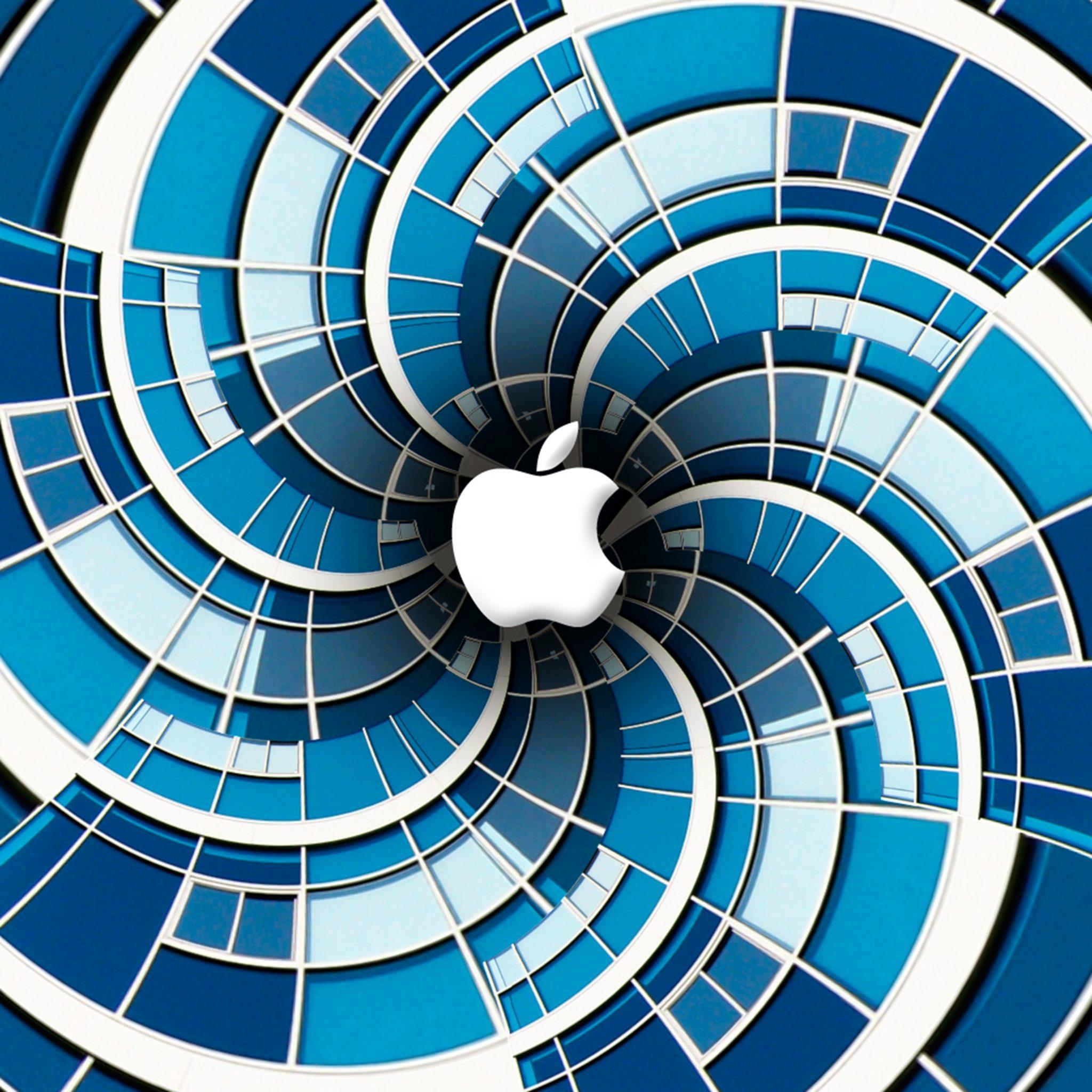 2048x2048 wallpapers iPad retina Apple Vertigo Ipad Wallpaper 2048x2048 pixels resolution
