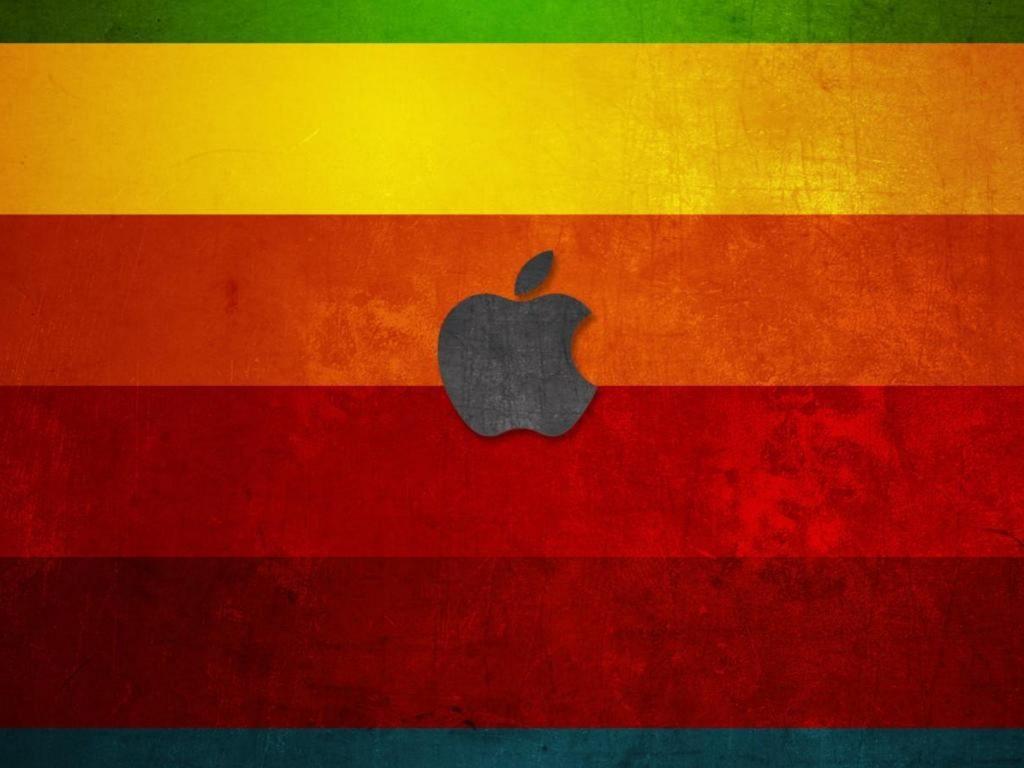 1024x768 wallpaper 4k Apple With Colors Ipad Wallpaper 1024x768 pixels resolution
