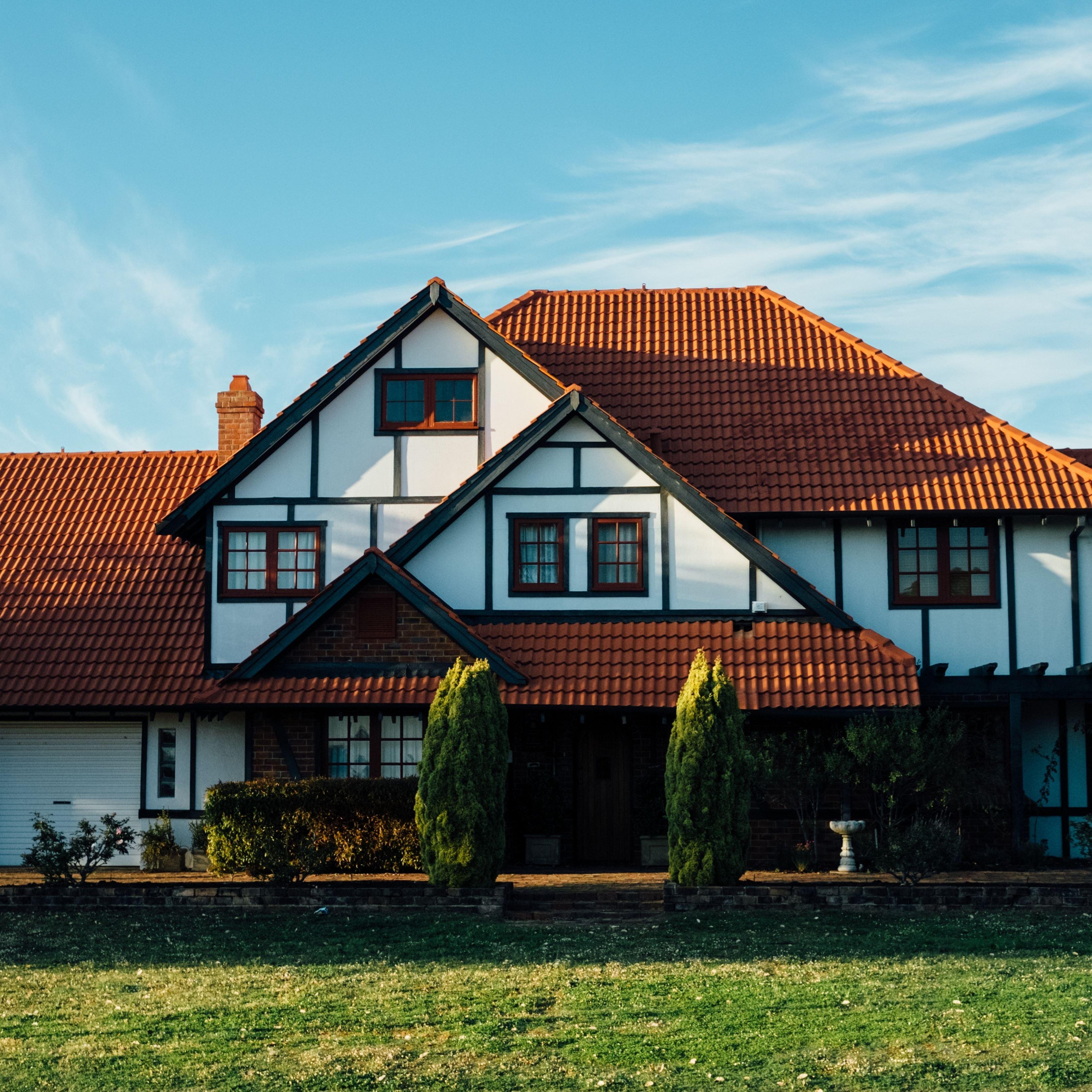 Big House Ipad Wallpaper