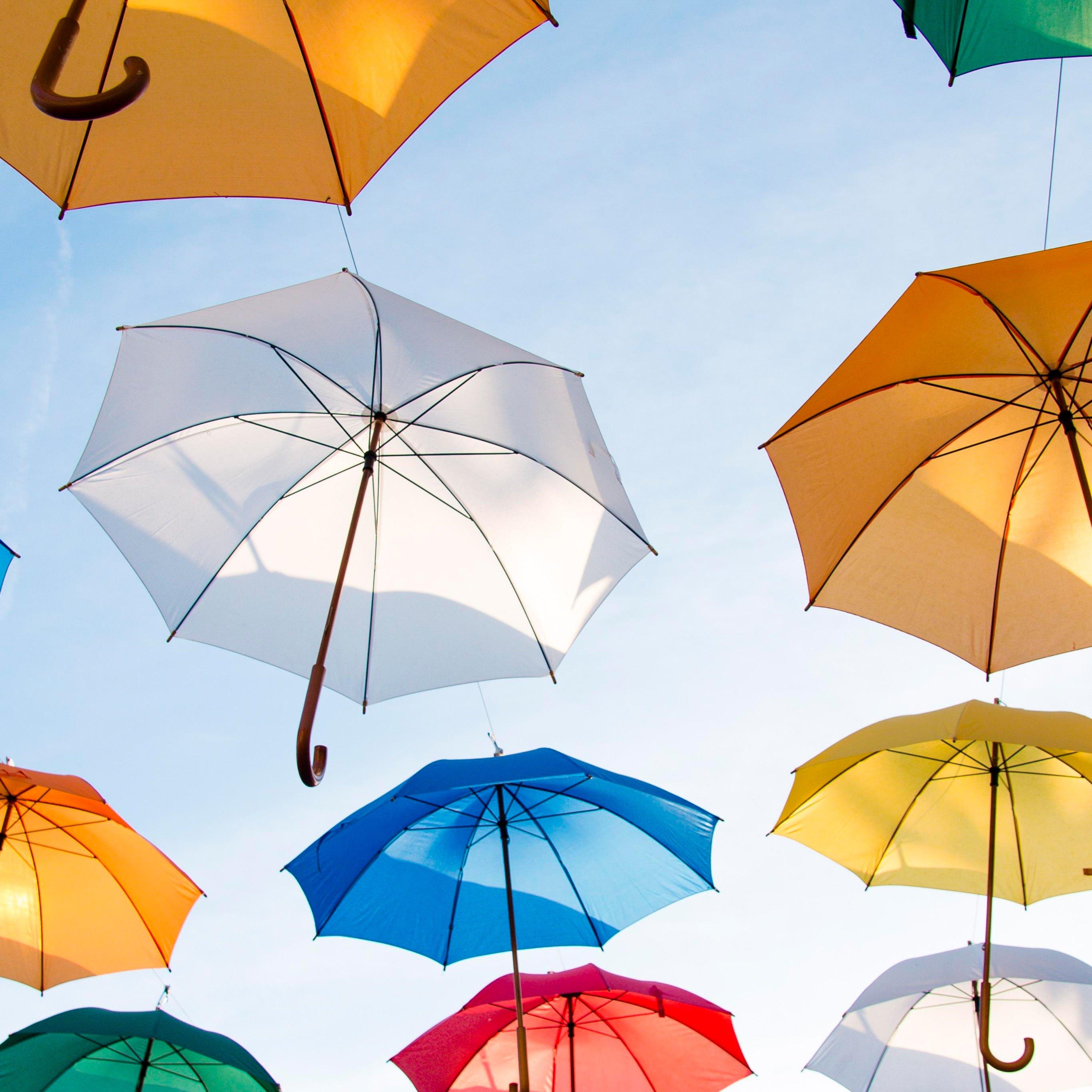 Umbrella Ipad Wallpaper
