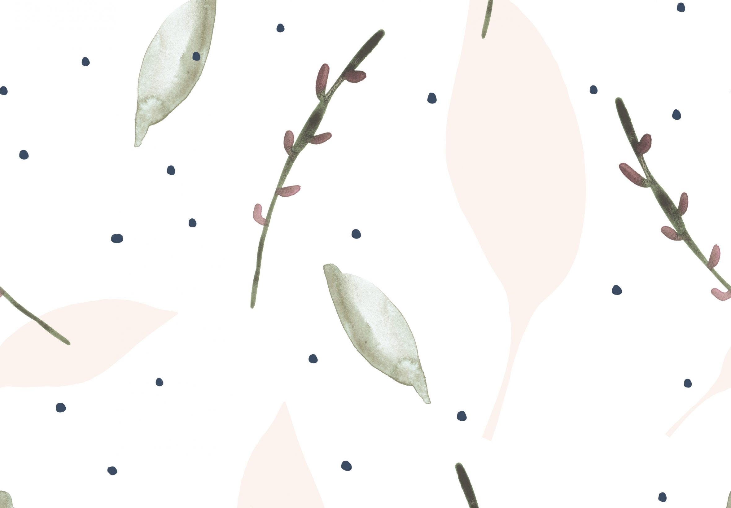 2360x1640 iPad Air wallpaper 4k Floral Leaves Floating Abstract iPad Wallpaper 2360x1640 pixels resolution