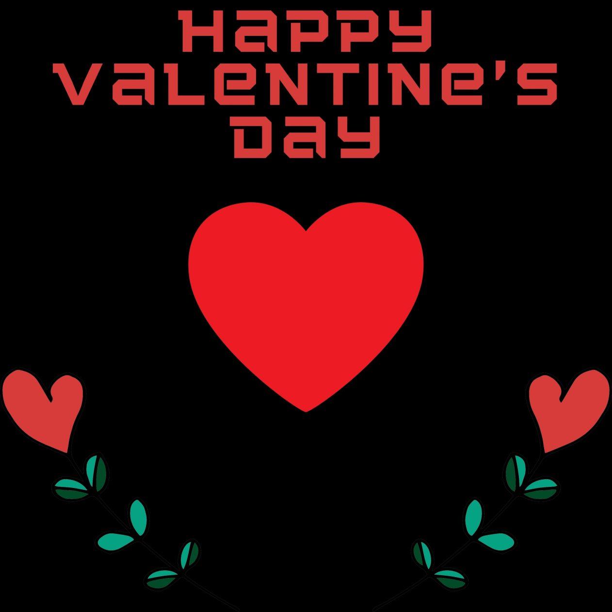 1262x1262 Parallax wallpaper 4k Happy Valentines Day February 14 iPad Wallpaper 1262x1262 pixels resolution