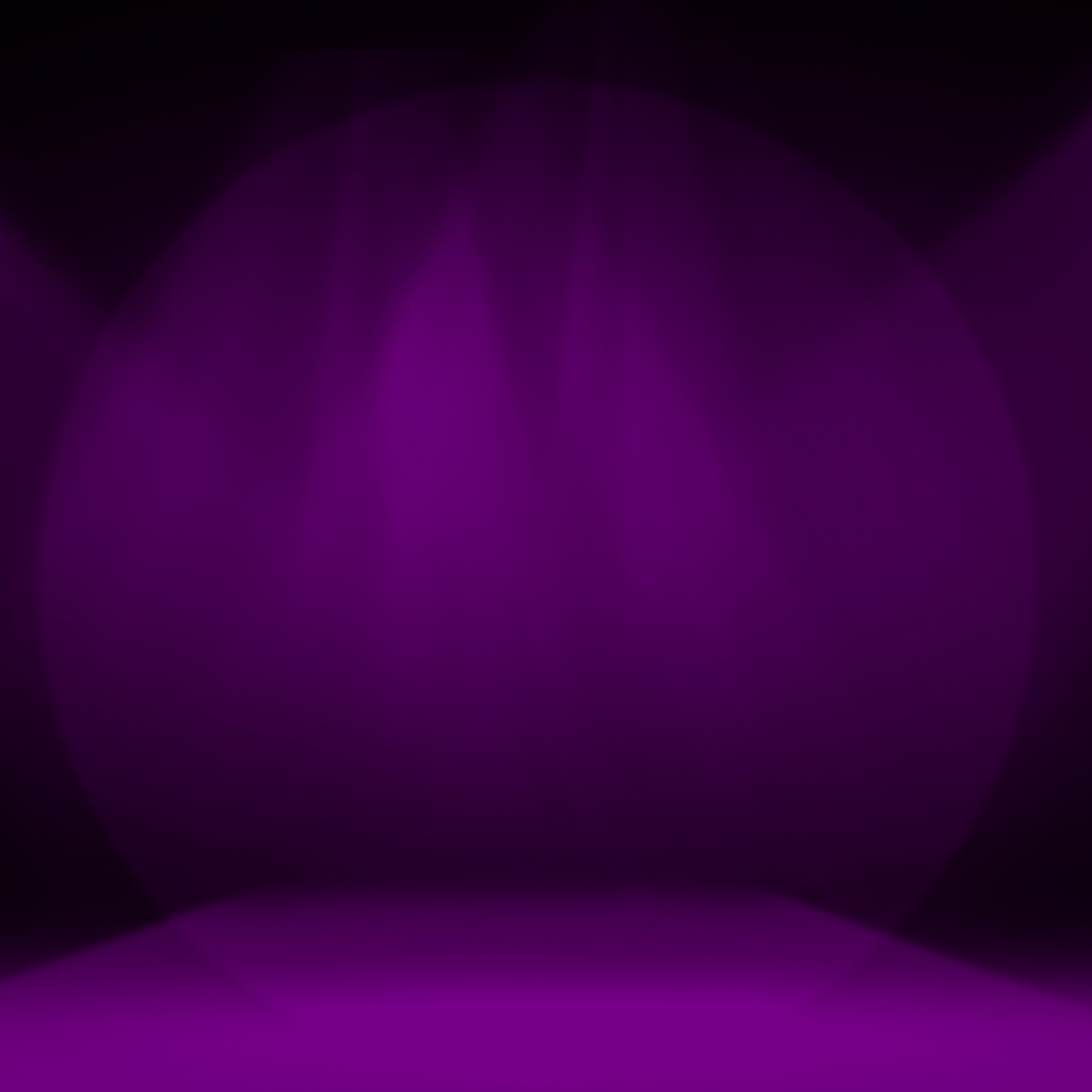 Purple Stage Decoration iPad Wallpaper