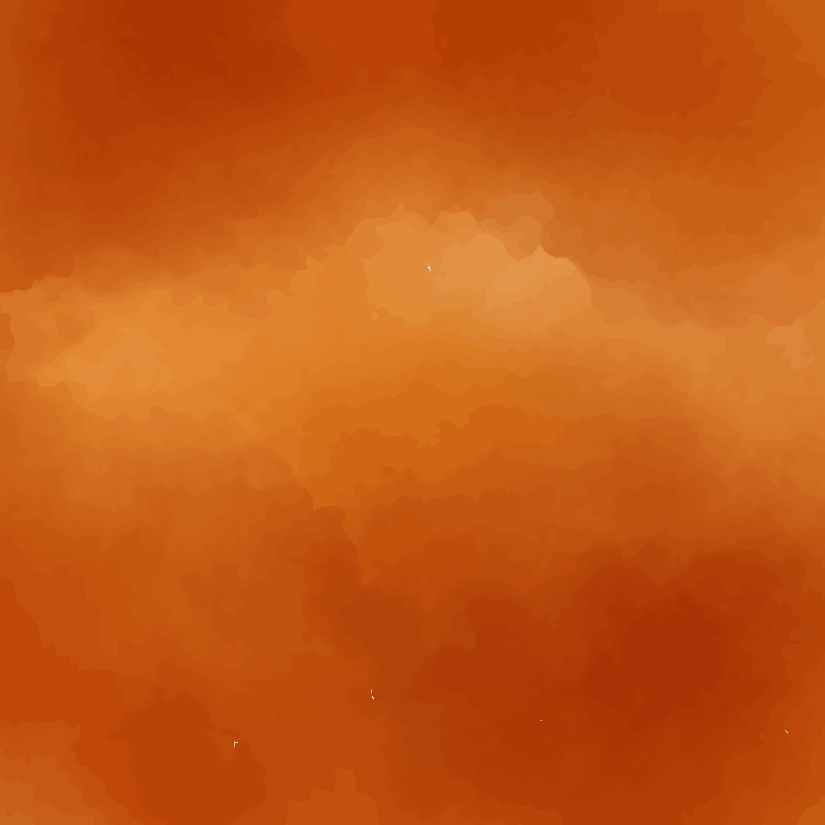 Watercolor Orange Abstract iPad Wallpaper