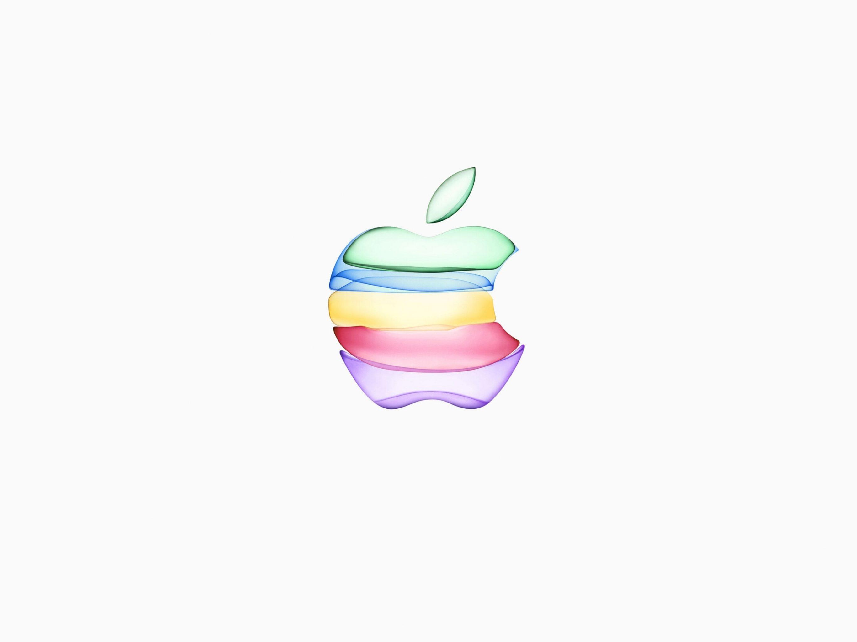 2732x2048 iPad air iPad Pro wallpapers iPhone 11 Apple Logo White Background iPad Wallpaper 2732x2048 pixels resolution